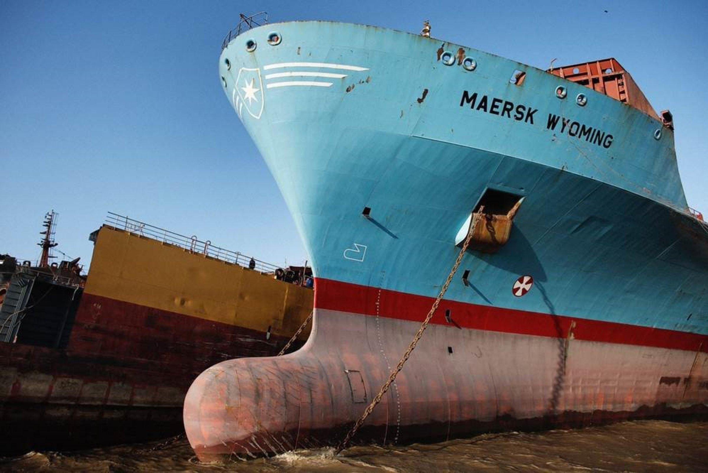 mærsk skibe