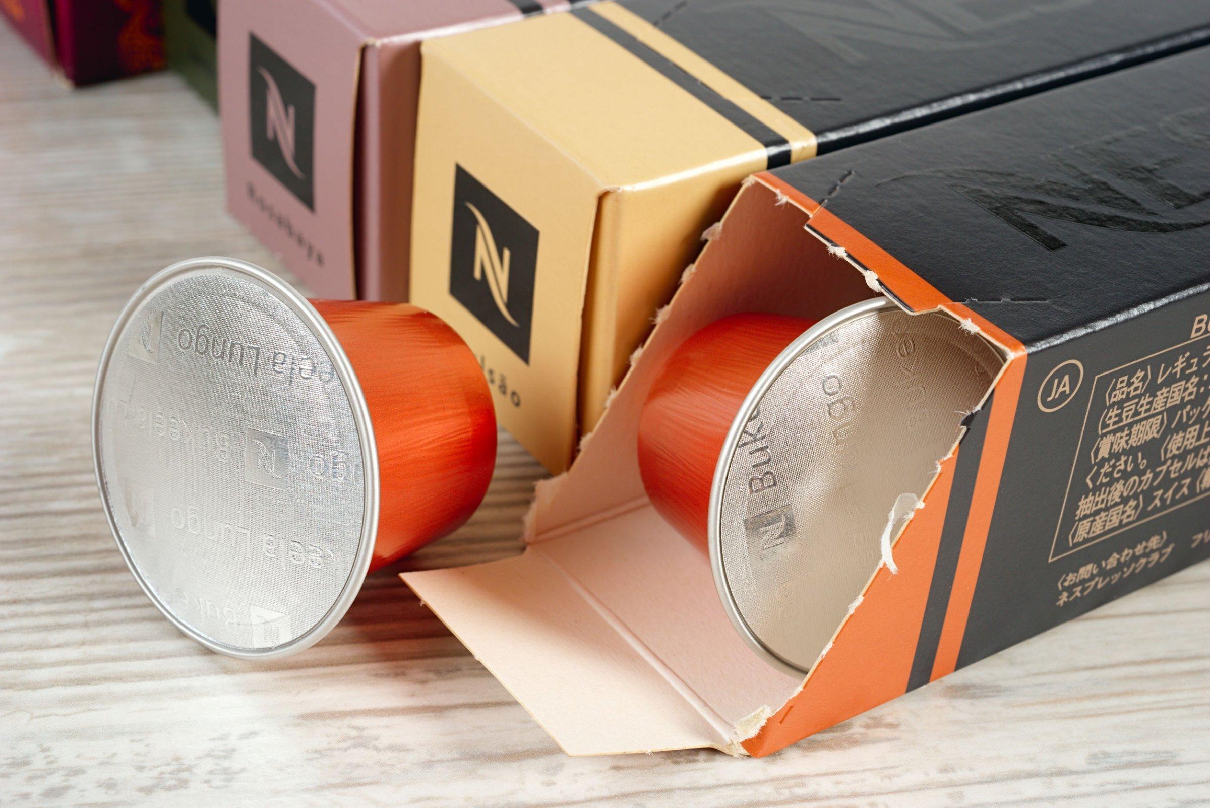 nespresso genanvender forbrugernes kaffekapsler. Black Bedroom Furniture Sets. Home Design Ideas
