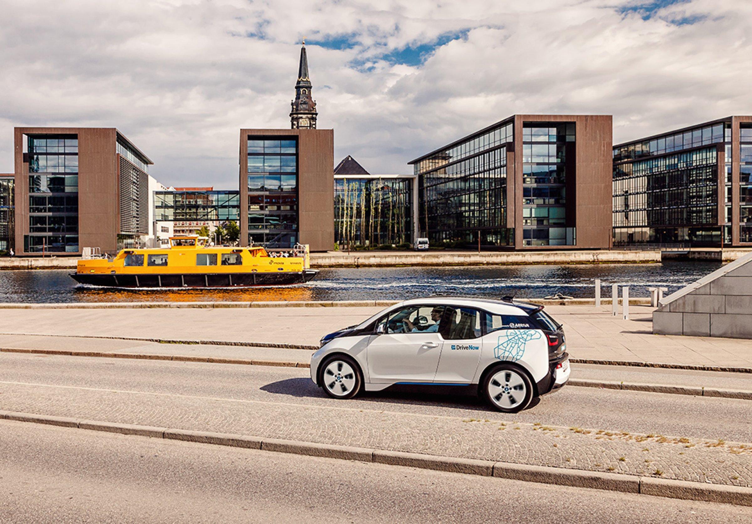 400 Elbybiler På Vej Til København Csrdk
