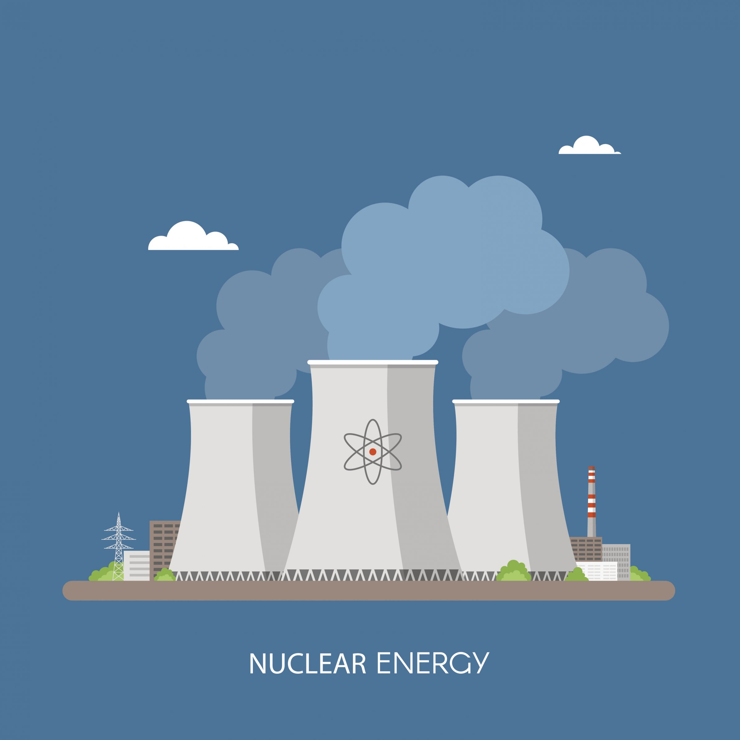 kernekraftværk