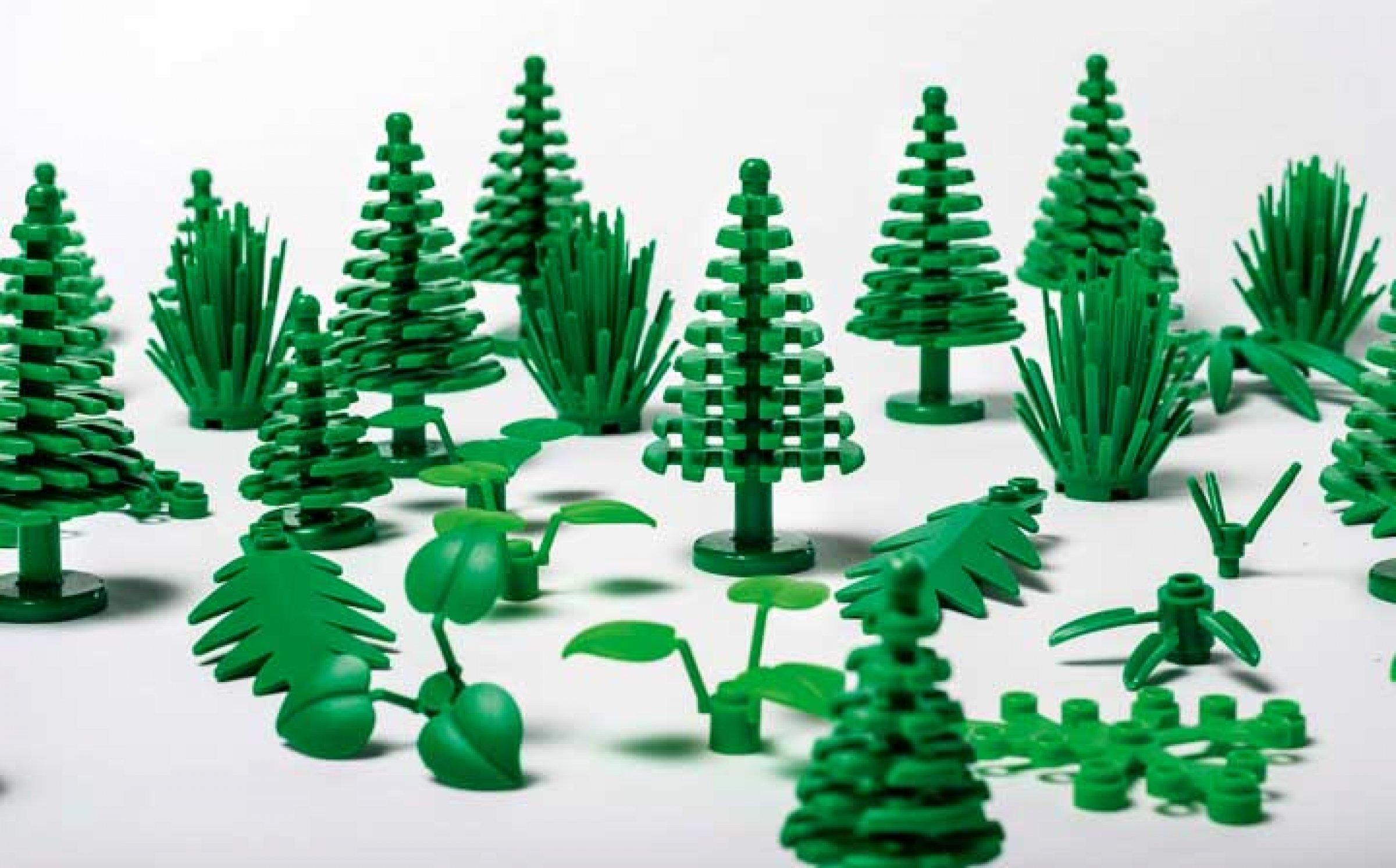 Ubrugte Lego på trapperne med de første bæredygtige klodser | CSR.dk GY-87