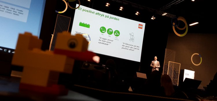 csr lego The investment will result in the establishment of the lego sustainable materials centre, which will be based at the lego group's headquarters in billund several factors influence the environmental sustainability of a material the composition.