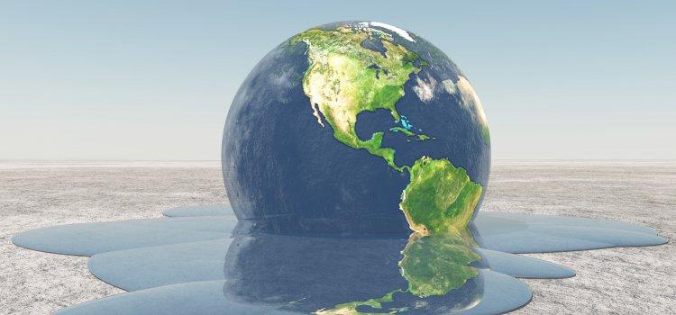 den globale opvarmning